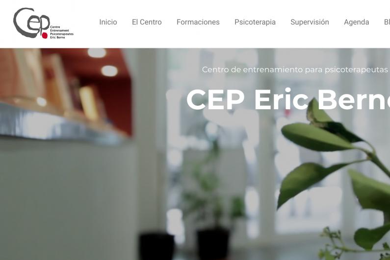 Nueva Web y Campus Virtual del CEP